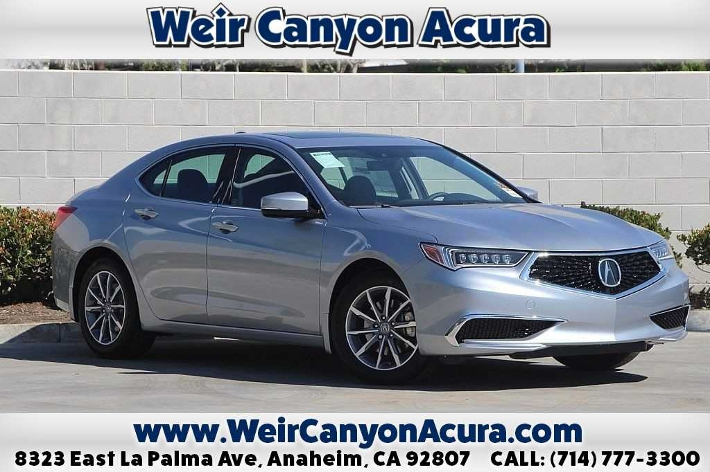 New 2019 Acura TLX 2.4L Base