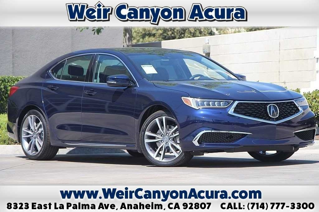 New 2019 Acura TLX 3.5 V-6 9-AT P-AWS with Technology Package FWD 4D Sedan