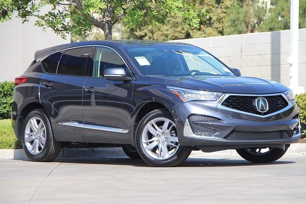 New Acura RDX ADVANCE D Sport Utility In Anaheim - Acura rdx tires
