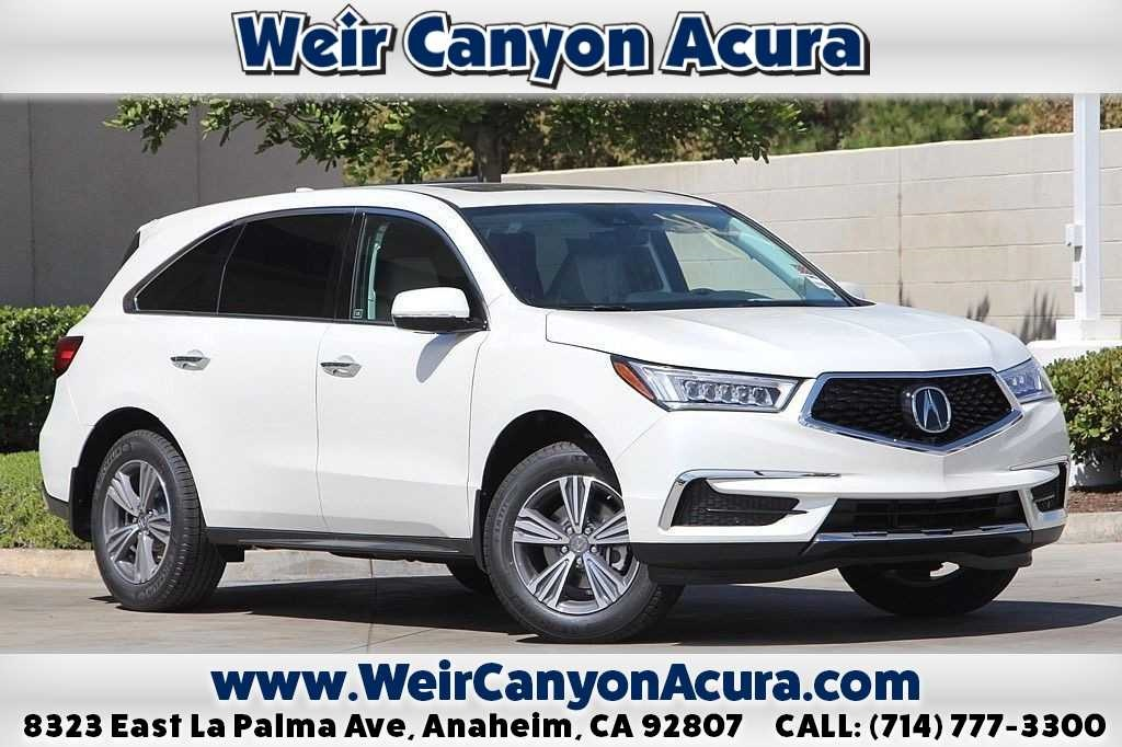 New 2019 Acura MDX Base 2WD