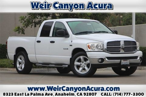 Pre-Owned 2008 Dodge Ram 1500 Big Horn